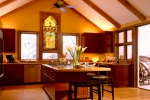 Кухонный витраж
